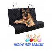 Araç Araba Arka Koltuk Köpek Örtüsü Evcil...
