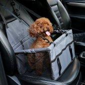 Araç Araba Arka Koltuk Köpek Örtüsü Evcil Hayvan Koruma Kılıfı-2