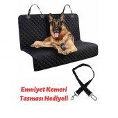 Araç Araba Arka Koltuk Köpek Örtüsü Evcil Hayvan Koruma Kılıfı-12