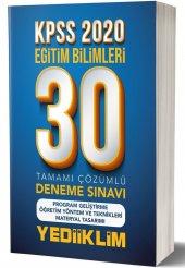 Yediiklim Yayınları Kpss 2020 Eğitim Bilimleri...