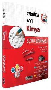 TYT Kimya Analitik Soru Bankası Merkez Yayınları