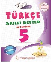 Palme 5.sınıf Türkçe Akıllı Defter