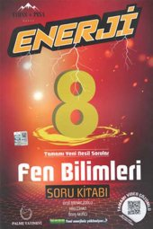 Palme 8.sınıf Enerji Fen Bilimleri Soru Bankası