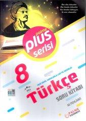 Palme 8.sınıf Plus Serisi Türkçe Soru Bankası