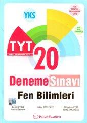 Palme Yks Tyt Fen Bilimleri 20 Deneme Sınavı