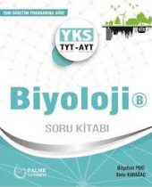 Tyt Ayt Biyoloji B Soru Bankası Palme Yayınevi