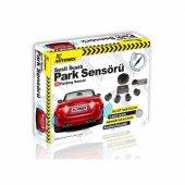 Automix Sesli İkazlı Beyaz Park Sensörü 4 Lü 41178...