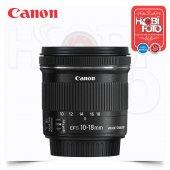 Canon Ef S 10 18mm F 4.5 5.6 Is Stm Geniş Açı...