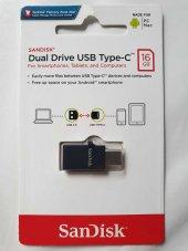 Sandisk Dual Drive 16 Gb Type C Otg Flash Disk