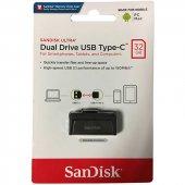 Sandisk Dual Drive 32 Gb Type C Otg Flash Disk