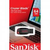 Sandisk Cruzer Blade 64 Gb Flash Disk