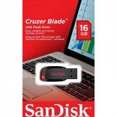 Sandisk Cruzer Blade 16 Gb Flash Disk