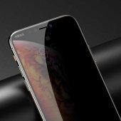 Apple İphone Xs 5.8 Zore Kor Privacy Cam Ekran...