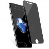 Apple İphone 8 Plus Zore Kor Privacy Cam Ekran...