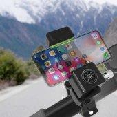 Zore Q03 Bisiklet Telefon Tutucu