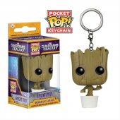 Funko Pop Anahtarlık Guardians Of The Galaxy Groot
