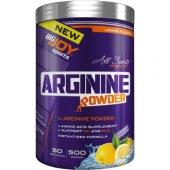 Bigjoy Arginine Powder 500 Gr Arjinin Arg Arj Hediyeli Skt 06 21