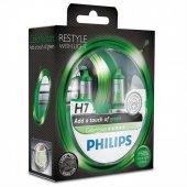 Philips H7 Color Vision Green 3350k 12v 55w