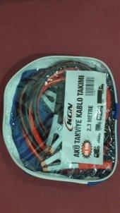 Kgn Orj 35mm Akü Takviye Kablosu 1 Kalite Gerçek Takviye Kablosu