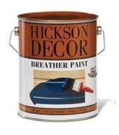 Hickson Decor Breather Paint Polar White Hg 1 Lt