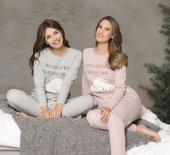 Poleren Bayan Yeni Sezon Kışlık Pijama Takımı 6133