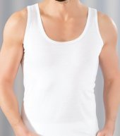 6 Lı Paket Seher Erkek Penye Atlet