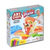 03555 Pizza Hamur Set 200gr