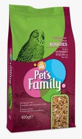 Pets Family Muhabbet Kuş Yemi 400 Gr