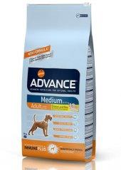 Advance Medium Adult Yetişkin Tavuklu Köpek...