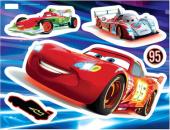 Artikel Fosforlu Duvar Sticker Cars Fs 199