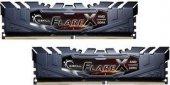 GSKILL Flare X 16GB (2x8) DDR4 3200Mhz CL16  AMD Ryzen Uyumlu 1.35V (F4-3200C16D-16GFX)-2