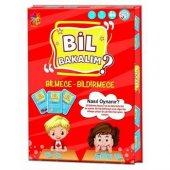 Bil Bakalım Eğitici Eğlenceli Aile Oyunu
