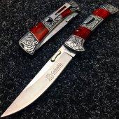 Columbia A3159 C Fiber Full Rivet Knife Çakı