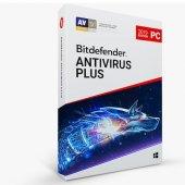 Bıtdefender Antivirüs Plus 2019 Trk Kutu 1yıl 3kullanıcı