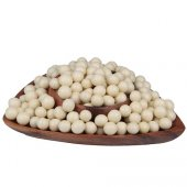 Beyaz Çikolatalı Fildişi Leblebi 500 Gr %100...