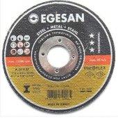 Egesan Metal Kesme Taşı 115x3,0x22,23 Egeflex Kesici Taş