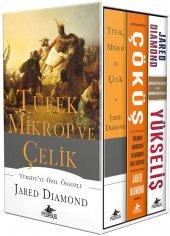 Tüfek, Mikrop ve Çelik Üçlemesi Kutulu Özel Set (3 Kitap Karton)