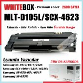 Samsung Scx 4623 Çipli Muadil Toner 2.5k Wb Ml 1910 Ml 2525 Ml