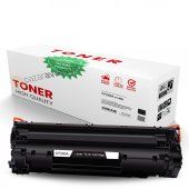 Hp Laserjet M125rnw M127fn Cf283a Muadil Toner Wb