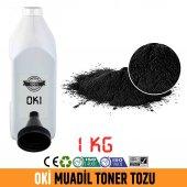 Oki B410 B430 B470 1 Kg Muadil Toner Tozu 43979107 B410d B420dn