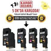 Xerox 6020 6022 6025 6027 Sarı Muadil Toner Wb 106r02762 Wc6025