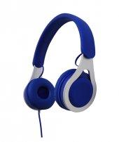 Glamshine L780 Kablolu Kulaküstü Kulaklık Mavi