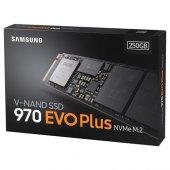 Samsung 970 Evoplus 250gb Ssd M.2 Nvme Mz...