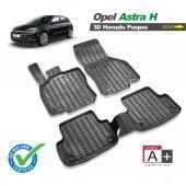 Opel Astra H 3d Havuzlu Oto Paspas