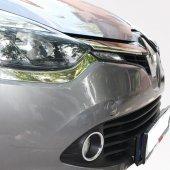 Renault Clio 4 Krom Far Kaşı 2 Parça 2013 Sonrası...