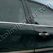 Ford Focus Krom Cam Çıtası 4 Parça Hb Sedan 2005 2...