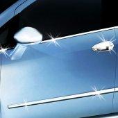 Fiat Linea Krom Cam Çıtası 8 Parça