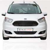 Ford Courier Krom Ön Panjur 4 Parça 2014 Sonrası...