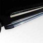 Ford Courier Krom Yan Kapı Çıtası 4 Parça 2014 Son...