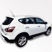 Nissan Qashqai Krom Cam Çıtası 4 Parça 2007 2013...